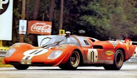 Ferrari piensa en las 24 horas de Le Mans