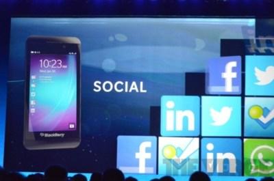 Más de 70.000 aplicaciones de lanzamiento para BlackBerry 10