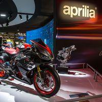 ¡Hola, Supersport! La Aprilia RS 660 Concept deslumbra en Milán: una deportiva media armada hasta las cejas