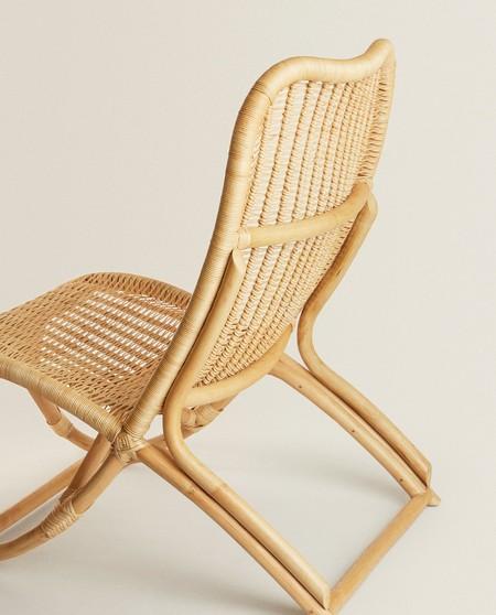 silla trenzado