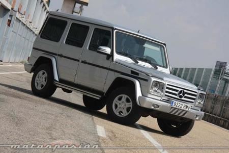 Mercedes Clase G 350 BlueTEC L, prueba (parte 1)
