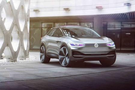 Volkswagen I D Crozz Ii