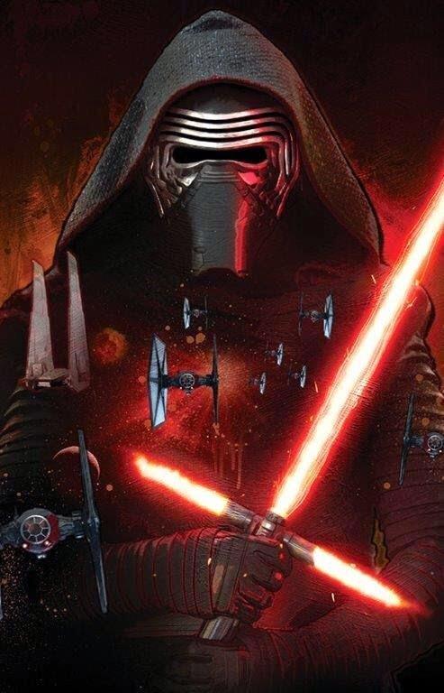 Foto de 'Star Wars VII: El Despertar de la Fuerza', primeros carteles (1/5)