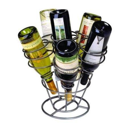 Un ramo de botellas de vino para los amantes del detalle