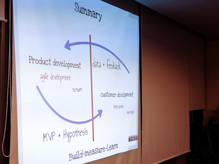 El emprendimiento está más relacionado con el proceso que con la creatividad