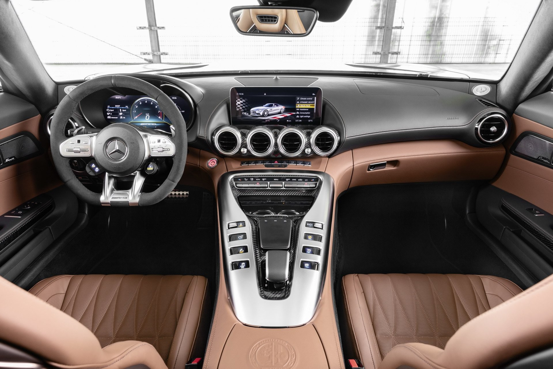 Foto de Mercedes-AMG GT 2020 (27/44)