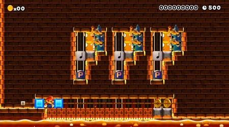 Tras más de siete millones de intentos alguien ha conseguido superar el nivel casi-imposible de Super Mario Maker