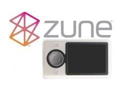 Zune con memoria flash pronto