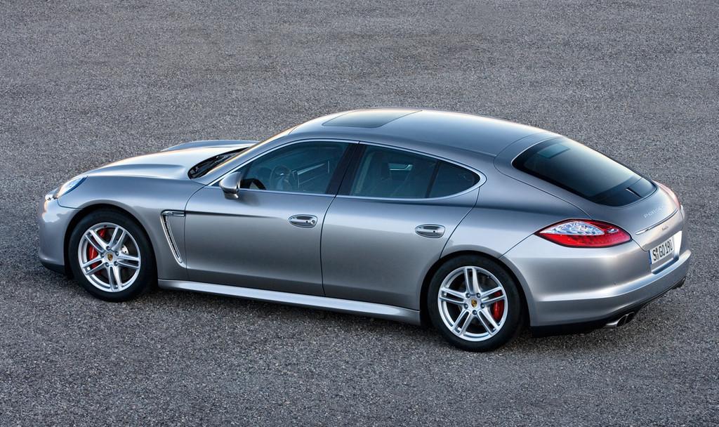Foto de Porsche Panamera (3/8)