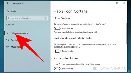 Habla Con Cortana