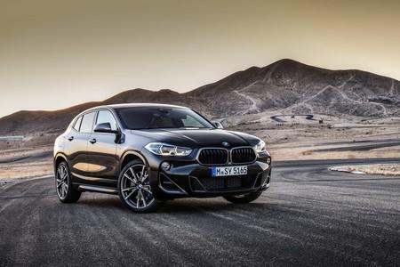 El BMW X2 M35i es un candente M Performance de 306 hp y espíritu de hot-hatch