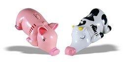 Popurrí: cerdos que aspiran y móviles de StarTrek