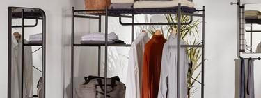 25 trucos para organizar la ropa en el dormitorio que hemos visto en Instagram