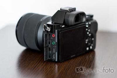 Sony A7S, prueba a fondo de la compacta que quiere ser referencia en vídeo