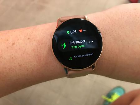 Samsung Galaxy Watch Active 2 Entrenamientos 01