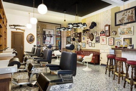 Barbería Madrid