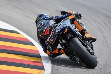 Luca Marini Gp Alemania Moto2