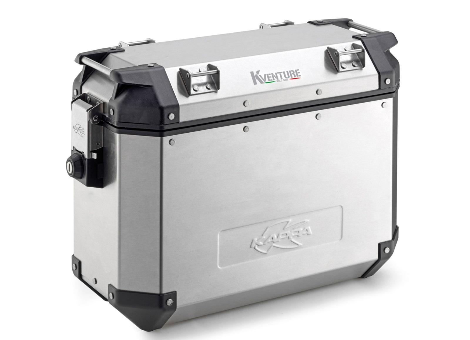 Foto de Kappa K-Venture, maletas de alumino (4/5)
