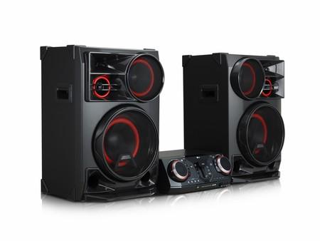 Los nuevos altavoces XBOOM de LG llegan al CES 2019 intentando atraer a los amantes del audio de gran potencia