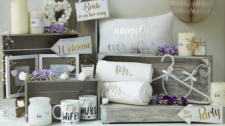La semana decorativa: inspiración natural, formas curvas, bodas y otras celebraciones