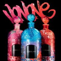 El graffitero JonOne reinventa el icónico frasco de las abejas de Guerlain