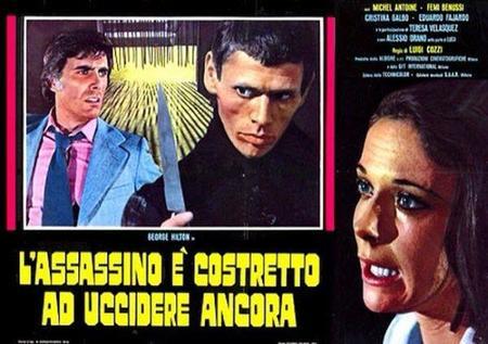 Añorando estrenos: 'L'assassino è costretto ad uccidere ancora' de Luigi Cozzi