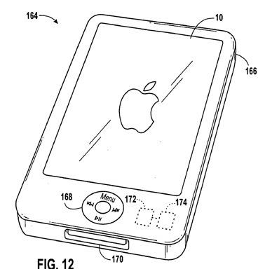 apple patente tablet