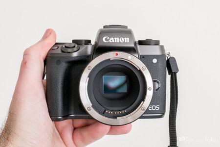 Canon EOS M5, análisis: una sin espejo con aire de mini réflex que ahora sí convence