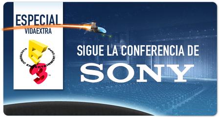 Sigue con nosotros la conferencia de Sony en directo [E3 2012]