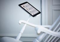 iRock, la mecedora 2.0 para el iPad