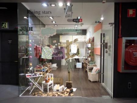 Pop up store infantil Pedralbes Centre