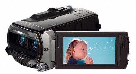 Sony Videocámara 3D