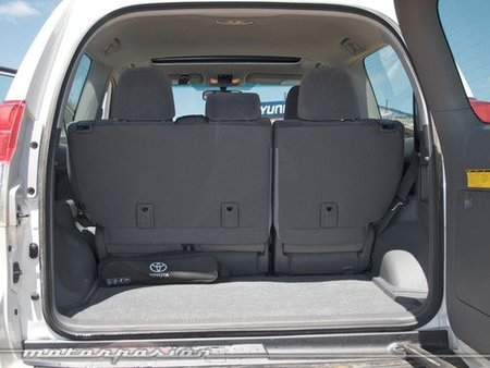 toyota Land Cruiser 2010-08