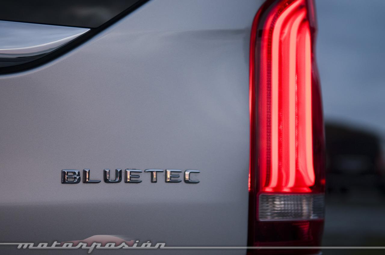 Foto de Mercedes-Benz Clase V (toma de contacto) (10/44)