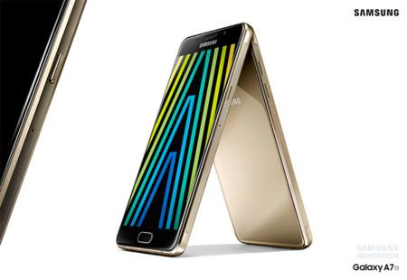 Galaxy A3, A5, A7 (2016), los nuevos gama media-alta de Samsung con diseño metálico