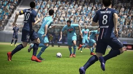 Aún tenemos toda una semana con FIFA 15 a mitad de precio en Xbox 360 y Xbox One