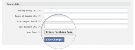 Facebook eliminará los perfiles de aplicaciones en 26 días