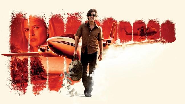 Tom Cruise American Made 2017