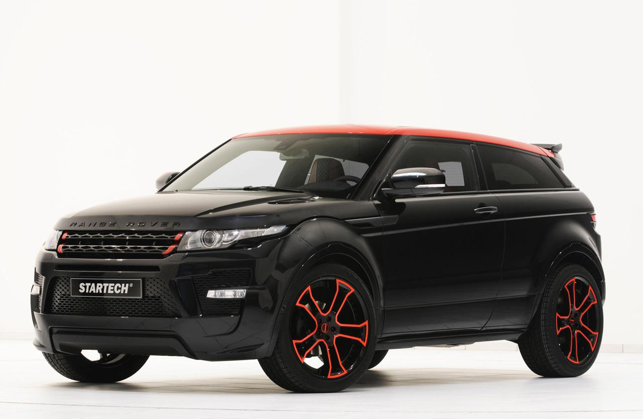 Foto de Startech Range Rover Evoque (1/31)
