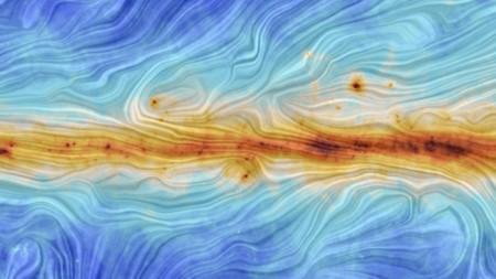 """""""Necesitamos entender el magnetismo para entender el universo"""": las claves que esconde una galaxia a 5.000 millones de años luz"""