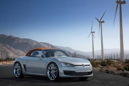 Volkswagen Concept BlueSport, nuevos datos e imágenes