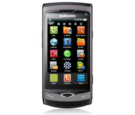Samsung S8500 Wave, presentado