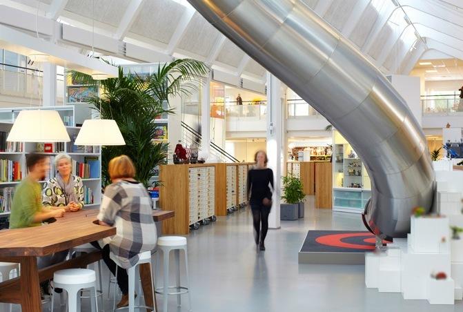 Foto de Espacios para trabajar: las renovadas oficinas de Lego (10/14)