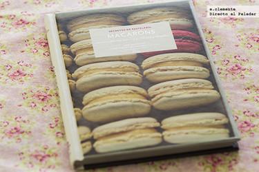 Macarons de José Maréchal. Libro de recetas