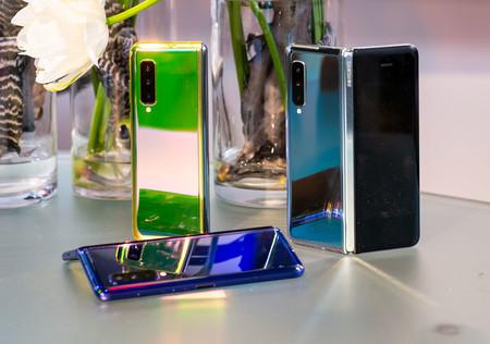 Samsung Galaxy Fold Colores
