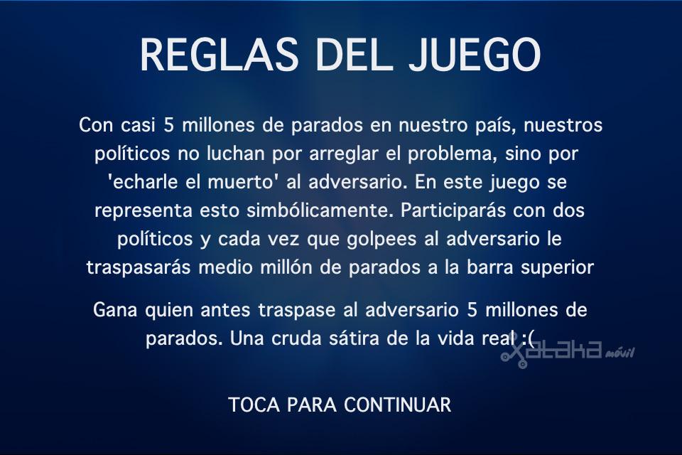 Foto de Lucha de Políticos en imágenes (3/11)