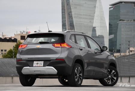 Chevrolet Tracker 2021 Opiniones Prueba Mexico 3