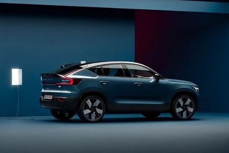 Volvo C40 Recharge 2021 Precios 2