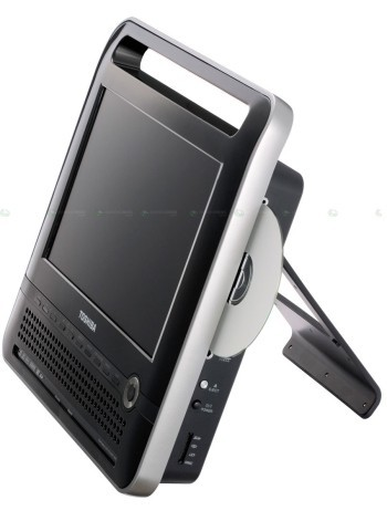 Reproductor DVD portátil de Toshiba