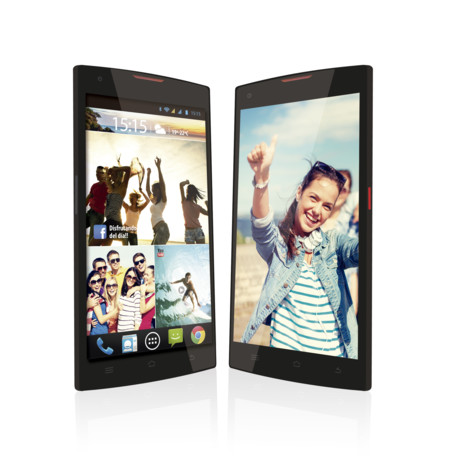 Smartphone Wolder Mismart Fun Duo